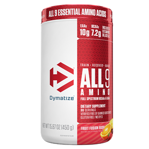 DYMATIZE ALL 9 AMINOS