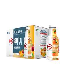 DYMATIZE ISO-100 CLEAR PROTEIN DRINK