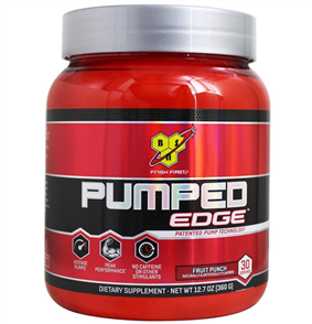 BSN EDGE PUMPED