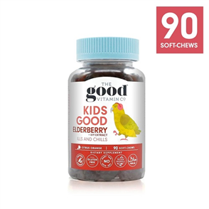 THE GOOD VITAMIN CO KIDS GOOD IMMUNITY ELDERBERRY + IVY EXTRACT