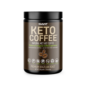 GIANT SPORTS KETO MCT COFFEE