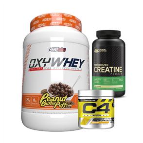 SPRINT FIT F45 CHALLENGE MUSCLE GAIN STACK