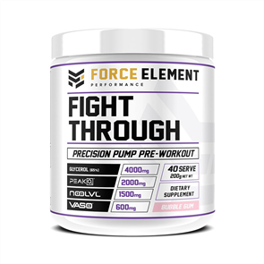 FORCE ELEMENT PERFORMANCE FIGHT THROUGH