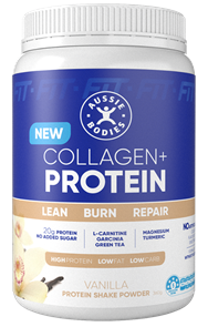 AUSSIE BODIES COLLAGEN+ PROTEIN