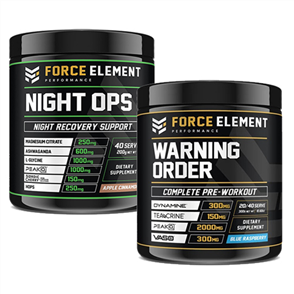 FORCE ELEMENT PERFORMANCE WARNING ORDER NIGHT OPS COMBO