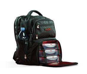 SWOLE FUEL MEAL PREP BACK PACK