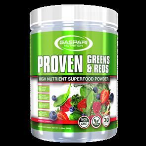 GASPARI PROVEN GREENS & REDS