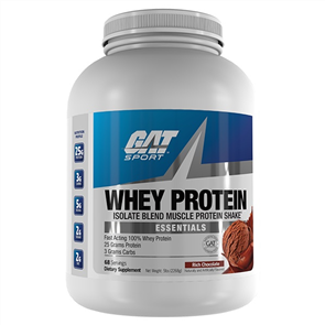 GAT SPORT ESSENTIALS WHEY PROTEIN