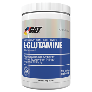 GAT SPORT ESSENTIALS L-GLUTAMINE