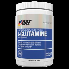 GAT SPORT ESSENTIALS L-GLUTAMINE