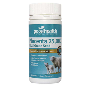 GOOD HEALTH 25,000 PLACENTA