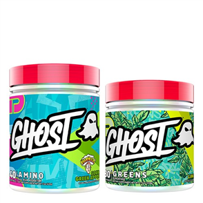GHOST LIFESTYLE AMINO & GREENS COMBO