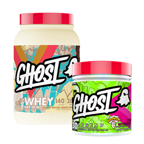 GHOST LIFESTYLE WHEY & LEGEND COMBO