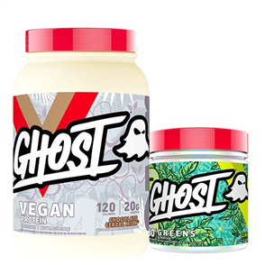 GHOST LIFESTYLE VEGAN & GREENS COMBO