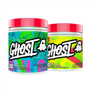 GHOST LIFESTYLE AMINO & BCAA COMBO