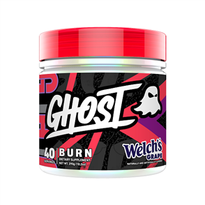 GHOST LIFESTYLE BURN BLACK