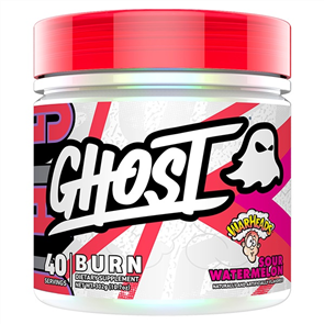 GHOST LIFESTYLE BURN