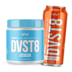 INSPIRED DVST8 GLOBAL PRE WORKOUT