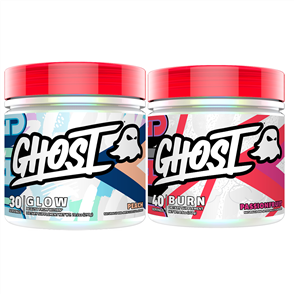 GHOST LIFESTYLE BURN AND GLOW COMBO