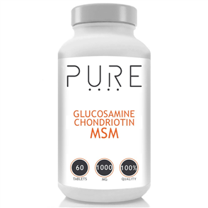 BODYBUILDING WAREHOUSE PURE GLUCOSAMINE SULPHATE & CHONDROITIN