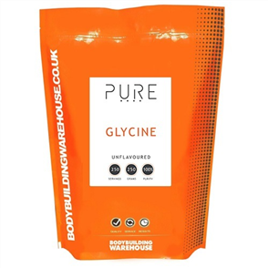 BODYBUILDING WAREHOUSE PURE GLYCINE