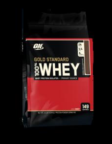 OPTIMUM NUTRITION GOLD STANDARD 100% WHEY