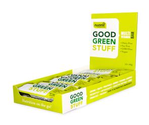 NUZEST GOOD GREEN STUFF MULTI-NUTRIENT BAR