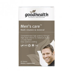 GOOD HEALTH MEN'S CARE MULTI VITAMIN AND MINERAL
