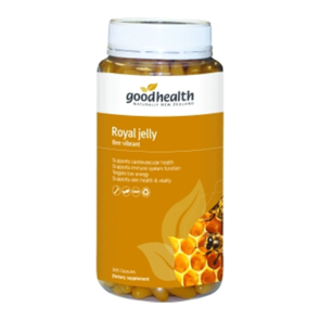GOOD HEALTH ROYAL JELLY - BEE VIBRANT