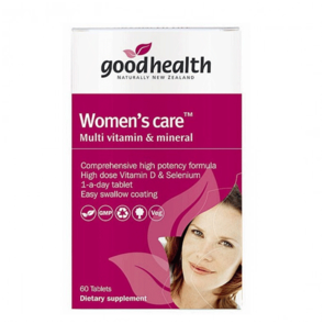 GOOD HEALTH WOMEN'S CARE MULTI VITAMIN & MINERAL
