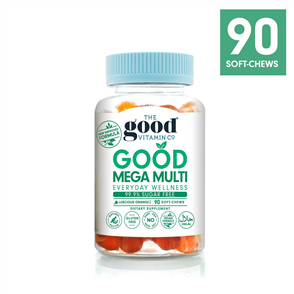 THE GOOD VITAMIN CO GOOD MEGA MULTI