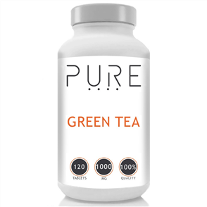 BODYBUILDING WAREHOUSE GREEN TEA TABLETS