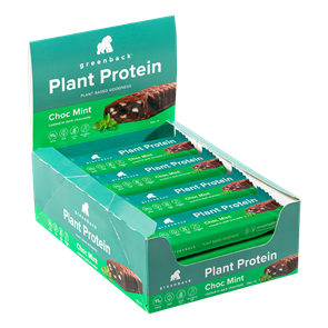 GREENBACK PLANT BASED PROTEIN BAR