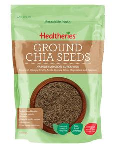 HEALTHERIES GROUND CHIA SEEDS