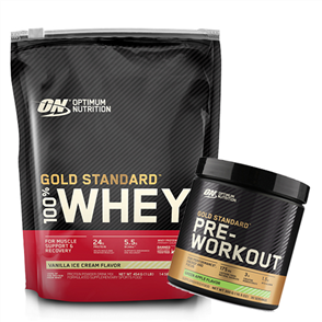 OPTIMUM NUTRITION GOLD STANDARD ADVANTAGE 1LB COMBO
