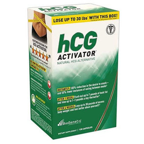 BIOGENETIC LABORATORIES HCG ACTIVATOR