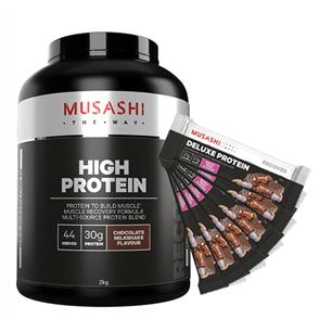 MUSASHI HIGH PROTEIN