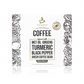 BEFORE YOU SPEAK HIGH PERFORMANCE COFFEE UNSWEETENED
