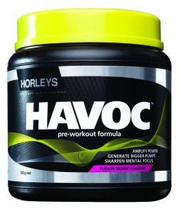 HORLEYS HAVOC