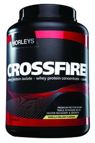 HORLEYS CROSSFIRE PROTEIN
