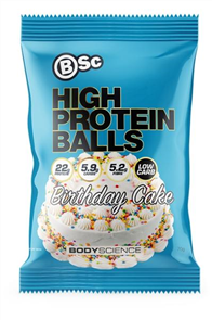 BSC BODY SCIENCE HIGH PROTEIN BALLS