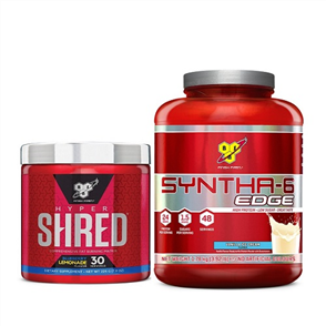 BSN HYPER SHRED EDGE COMBO