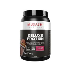 MUSASHI DELUXE PROTEIN POWDER