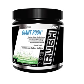 GIANT SPORTS RUSH PRE-WORKOUT