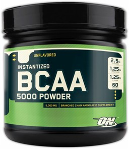 OPTIMUM NUTRITION INSTANTIZED BCAA 5000 BCAA POWDER