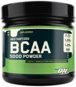 OPTIMUM NUTRITION INSTANTIZED BCAA 5000 BCAA POWDER