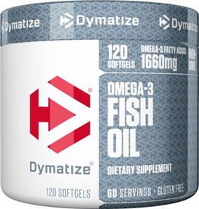 DYMATIZE OMEGA 3 FISH OIL