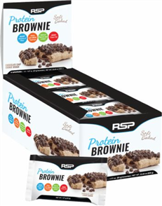 RSP NUTRITION PROTEIN BROWNIE