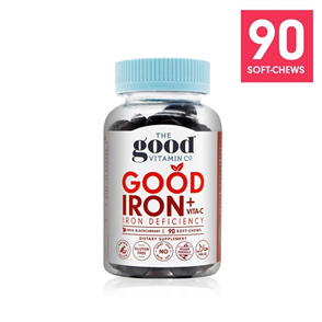 THE GOOD VITAMIN CO GOOD IRON + VITA C