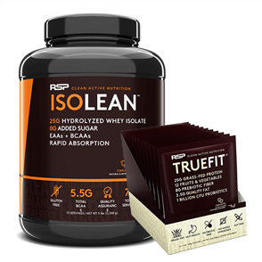 RSP NUTRITION ISOLEAN WHEY